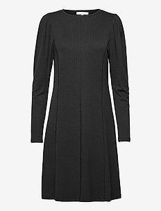 SRMolly Midi Dress - midiklänningar - black