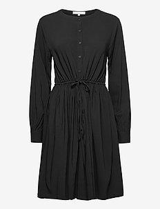 SRBloom Dress - summer dresses - black