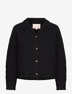 SRRoberta Jacket - quiltade jackor - black