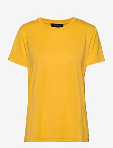 Ella T-shirt - CEYLON YELLOW