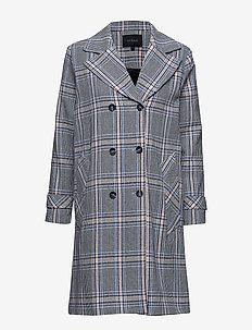 Marla Jacket - light coats - night sky