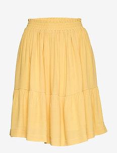 Move HW Skirt - midinederdele - ochre