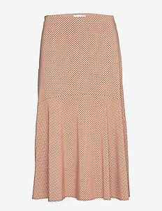 Hailey Midi Skirt Printed - hailey print