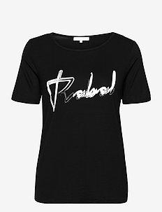 SRRebels T-shirt - t-shirts - black
