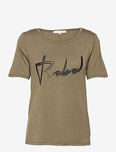 SRRebels T-shirt - t-shirts - covert green