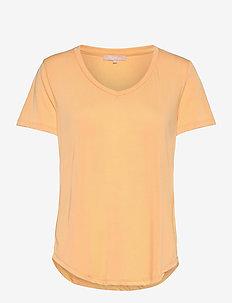 SRElla V-neck T-shirt - t-shirts - sunburst