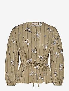 SRKimberly LS Shirt - langærmede bluser - bouquet print