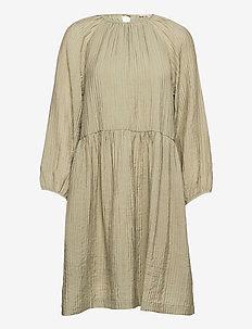 SRPolly Dress - hverdagskjoler - covert green