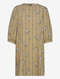 SRKimberly Short Dress - everyday dresses - bouquet print