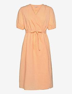 SRFika Wrap Dress - sommerkjoler - sunburst