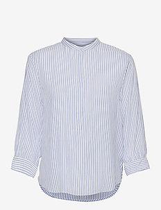 Allysia 3/4 Shirt - long-sleeved shirts - provence