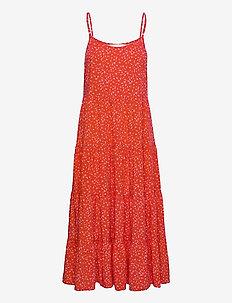 SRJolene Ease Midi Dress - midi dresses - tiny flower fiesta
