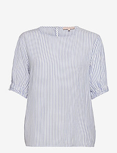 SRAllysia SS Top - short-sleeved blouses - provence