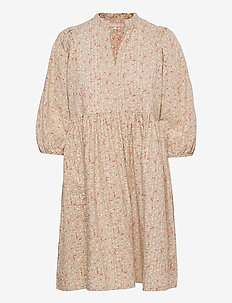 SRDana Dress Printed - midi dresses - tiny flower pepper