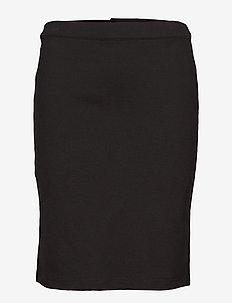 Freya Skirt - korte nederdele - black