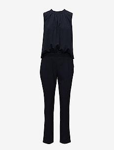 Caroline Catsuit - jumpsuits - night sky