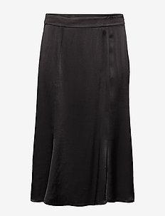 Killa Skirt - jupes midi - black