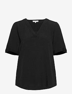 Quinn 2/4 Top - t-shirty - black