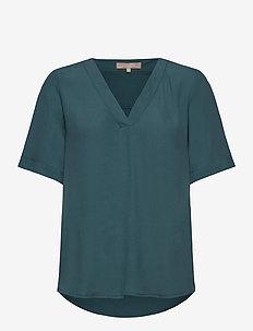 Quinn 2/4 Top - t-shirty - hydro