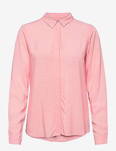 SRFreedom LS Shirt - long-sleeved shirts - quartz pink