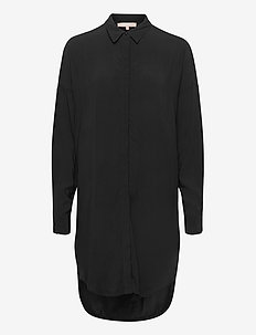 Freedom LS Long Shirt - tunieken - black