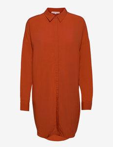 SRFreedom LS Long Shirt - tunics - rooibos tea