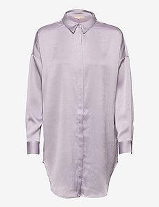 SRHarlow LS long Shirt - long-sleeved shirts - thistle