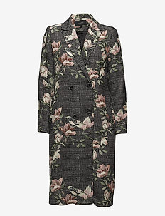 Majse Jacket - light coats - 001 black