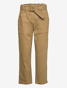 Uma 7/8 Pant - broeken med straight ben - antique bronze