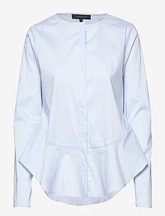 Aimee Shirt - overhemden met lange mouwen - cashmere blue