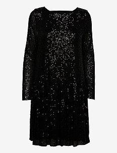 SRGeorgina Dress - midi-kleider - black