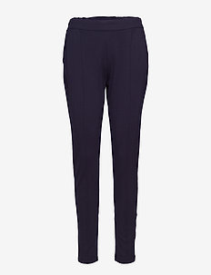 Freya Basic Pant - slim fit broeken - 217 night sky
