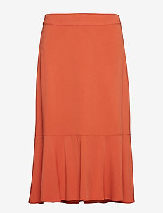 Fiona Skirt - GINGER SPICE
