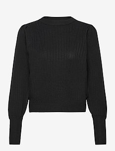 SRLivana Knit - pullover - black