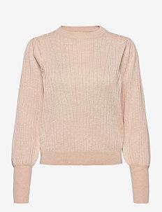 SRLivana Knit - pullover - sepia rose