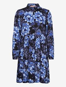 SRRositta Dress - hemdkleider - rositta print