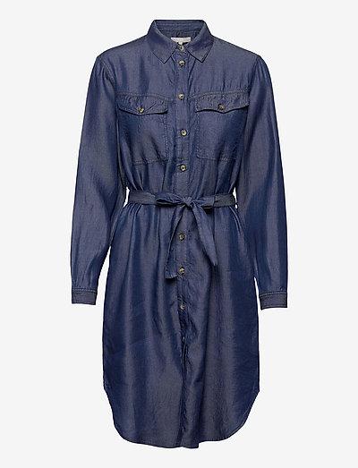 SRValeria Dress - summer dresses - rinse wash