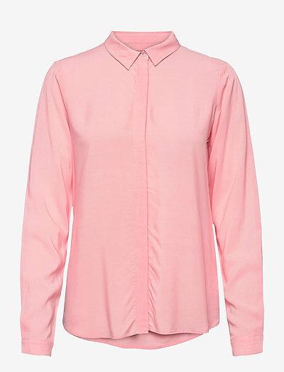 SRFreedom LS Shirt - denim shirts - quartz pink