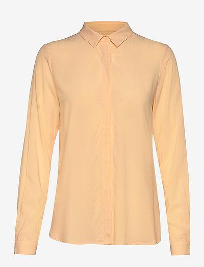 SRFreedom LS Shirt - denim shirts - sunburst