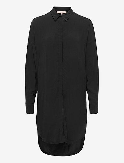 SRFreedom Long Shirt - tunics - black