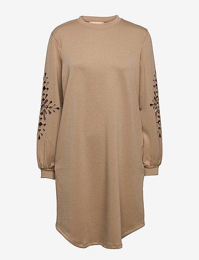 SRArabella Dress - everyday dresses - dune