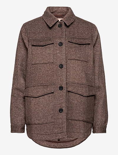 SRGertrud Jacket - wool jackets - carafe
