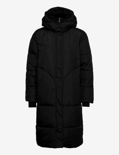 SRInga Puffer Coat - vinterfrakker - black