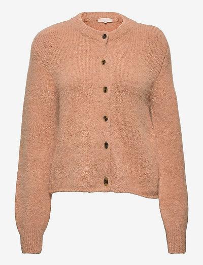 SRStinne Cardigan Knit - cardigans - brush