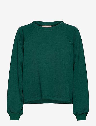 SRCara LS Raglan Sweat - sweatshirts - bayberry
