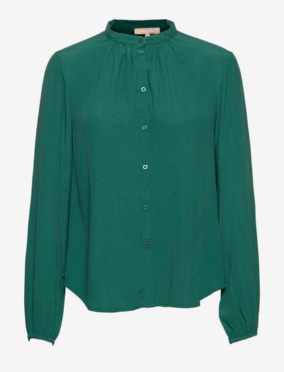 SRAnna Shirt - denim shirts - bayberry