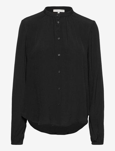 SRAnna Shirt - denim shirts - black
