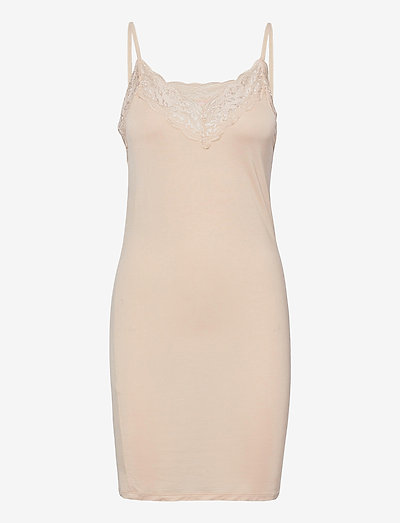 SRJade Singlet Dress - midi dresses - shifting sand