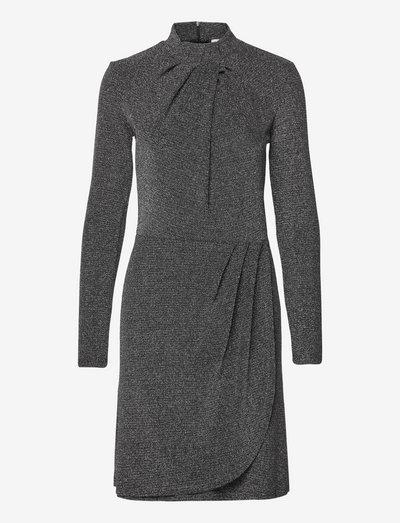 SRMilda Dress - hverdagskjoler - black