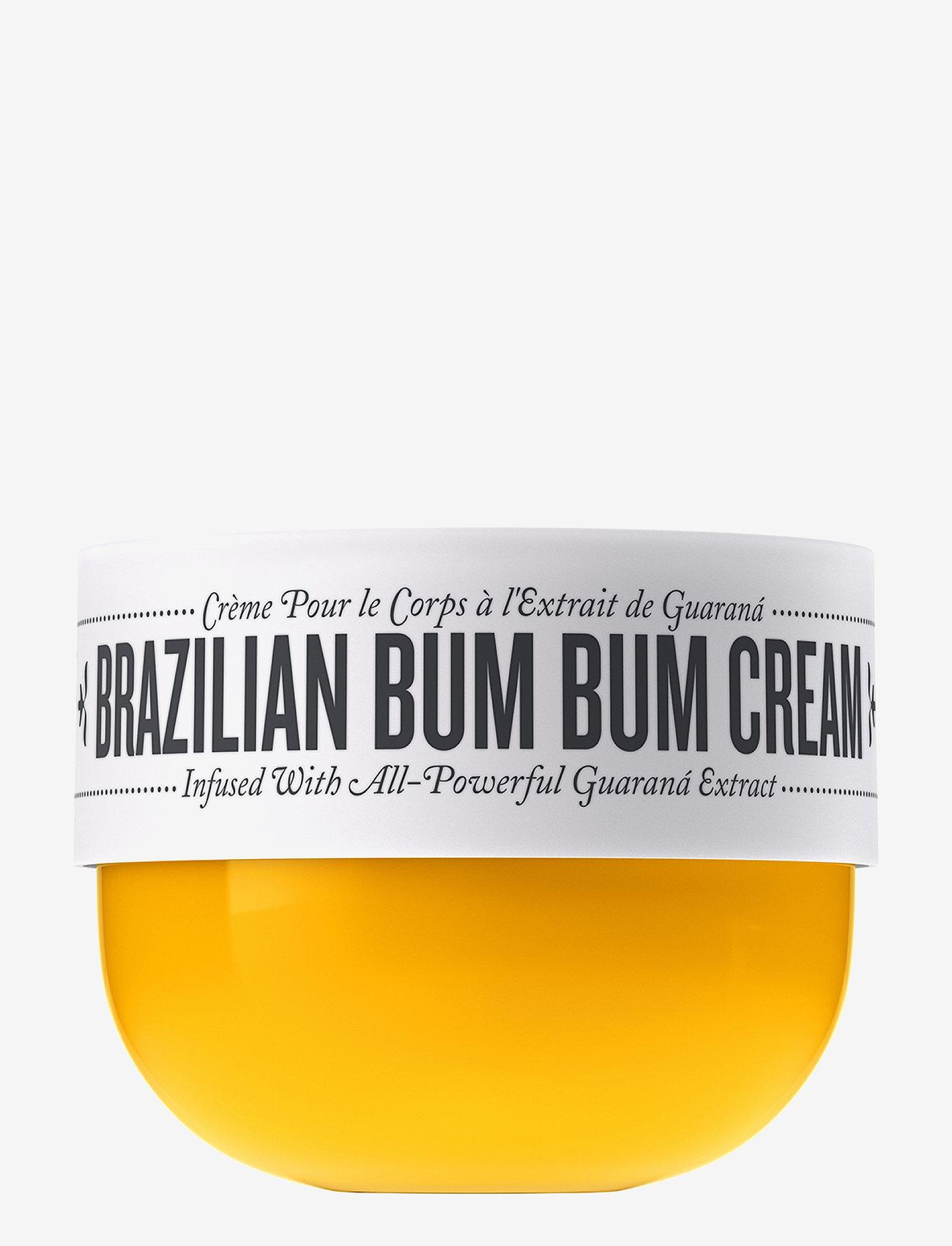 Sol de Janeiro - Brazilian Bum Bum cream - body cream - no color - 0